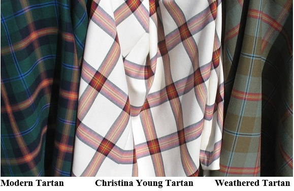 Clan Young Tartans