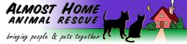 Logo Almost Home Animal Rescue