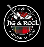 Boyd's Jig and Reel Logo